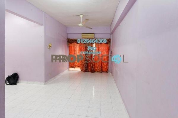 For Sale Apartment at Melati Impian, Gombak Freehold Unfurnished 3R/2B 300k