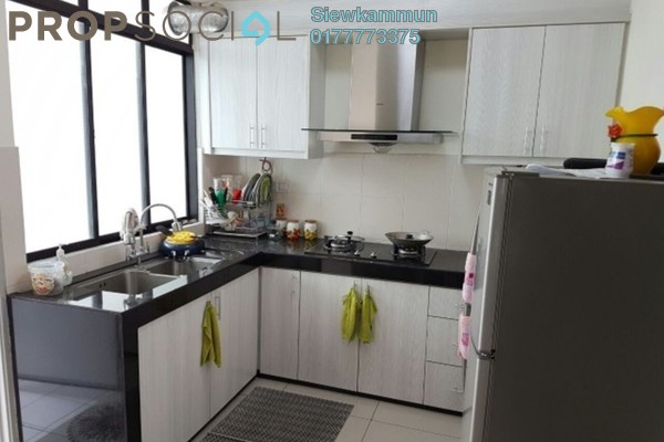 For Rent Condominium at One Damansara, Damansara Damai Freehold Semi Furnished 3R/2B 1.4k