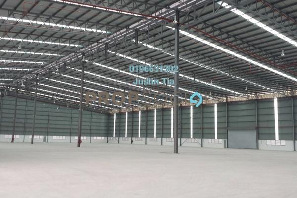 For Rent Factory at Pulau Indah Industrial Park, Port Klang Freehold Fully Furnished 0R/0B 229k