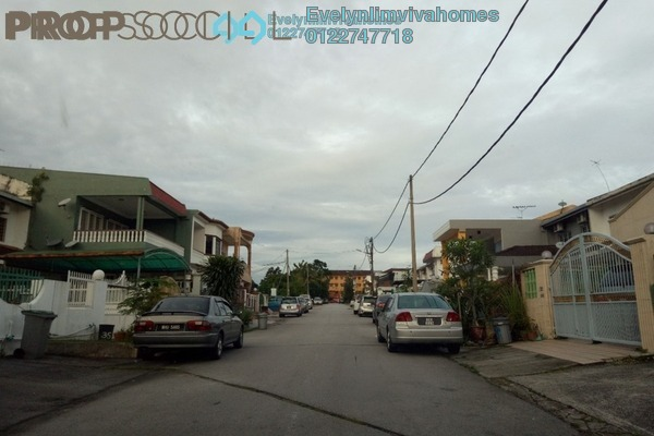 For Sale Terrace at Taman Selayang, Selayang Freehold Unfurnished 3R/2B 770k