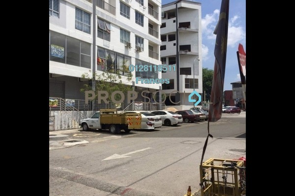 For Sale Shop at Kampung Baru Subang, Shah Alam Freehold Unfurnished 0R/0B 1.5m