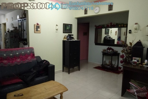 For Sale Condominium at Casa Prima, Kepong Freehold Unfurnished 4R/2B 488k