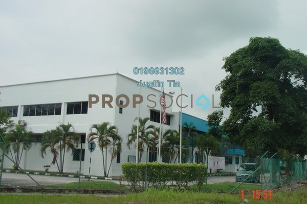 For Rent Factory at Section 27, Shah Alam Freehold Fully Furnished 0R/0B 43k