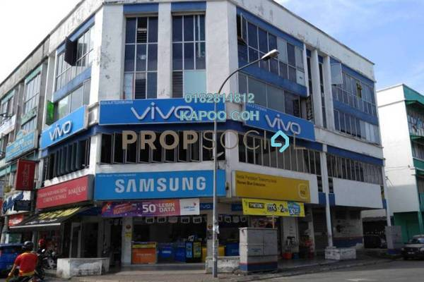 For Sale Shop at Taman Sri Muda, Shah Alam Freehold Semi Furnished 0R/0B 3.5m