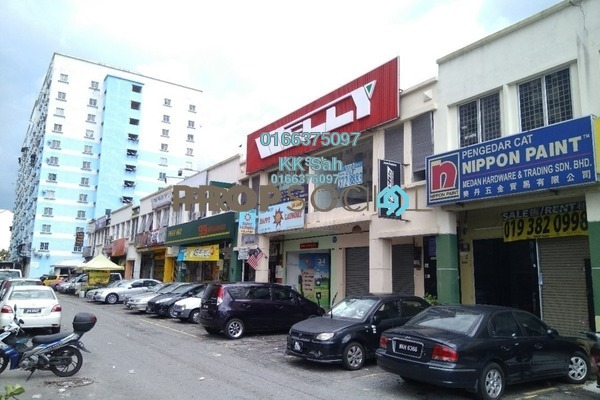 For Sale Shop at Taman Medan Baru, PJ South Leasehold Semi Furnished 2R/4B 1.58m