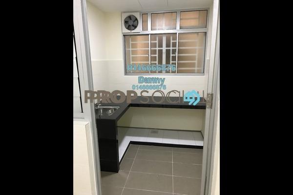 For Rent Condominium at Platinum Lake PV21, Setapak Freehold Unfurnished 3R/2B 1.6k