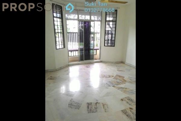 For Sale Apartment at Nova II, Segambut Freehold Semi Furnished 3R/1B 315k