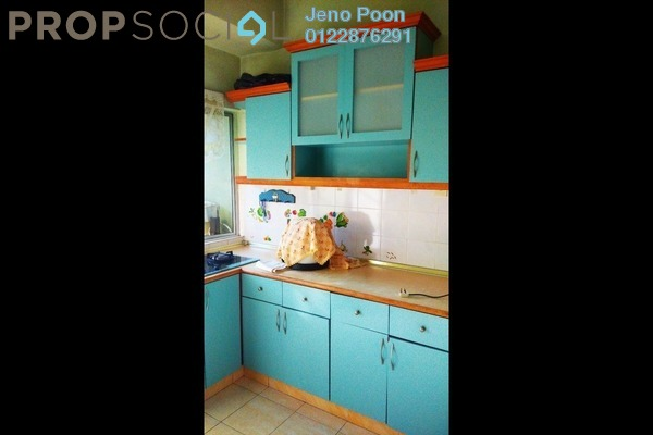 For Sale Townhouse at Bukit OUG Townhouse, Bukit Jalil Freehold Semi Furnished 3R/3B 6.67m