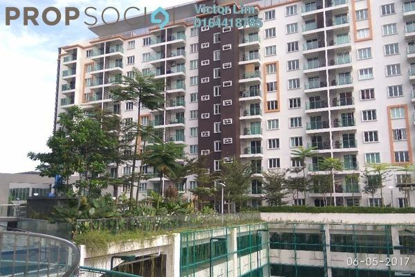 For Sale Condominium at Hijauan Saujana, Saujana Freehold Unfurnished 3R/2B 699k