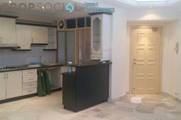 For Sale Condominium at Pandan Height, Pandan Perdana Freehold Unfurnished 3R/2B 410k