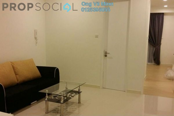 For Sale Serviced Residence at Camellia, Bangsar South Freehold Fully Furnished 1R/1B 600k