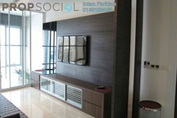 For Sale Condominium at Pavilion Residences, Bukit Bintang Freehold Fully Furnished 2R/2B 2.8m