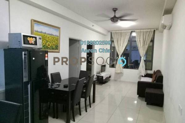 For Rent Serviced Residence at Centrestage, Petaling Jaya Freehold Fully Furnished 2R/2B 2.3k