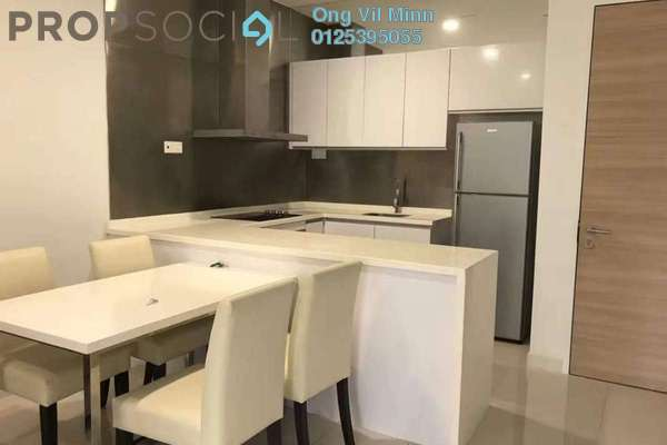 For Rent Serviced Residence at Camellia, Bangsar South Freehold Fully Furnished 1R/1B 2.5k