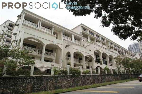For Rent Condominium at Tivoli Villas, Bangsar Freehold Fully Furnished 2R/1B 2.3k