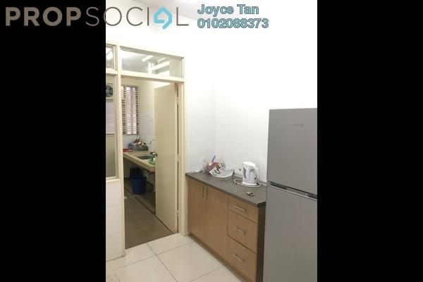 For Sale Condominium at Platinum Lake PV20, Setapak Freehold Semi Furnished 4R/2B 500k