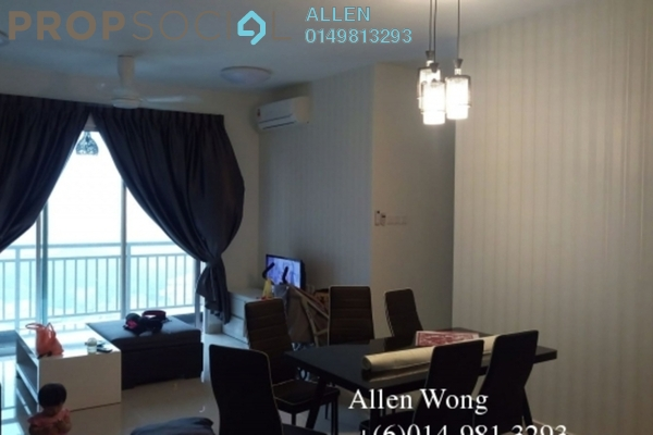 For Rent Condominium at The Aliff Residences, Johor Bahru Freehold Fully Furnished 3R/2B 1.9k
