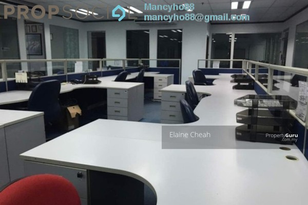 For Rent Office at Taman Perindustrian KIP, Kepong Freehold Fully Furnished 0R/0B 7.5k