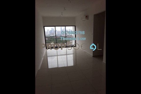 For Sale Serviced Residence at Seasons Garden Residences, Wangsa Maju Freehold Semi Furnished 3R/2B 550k