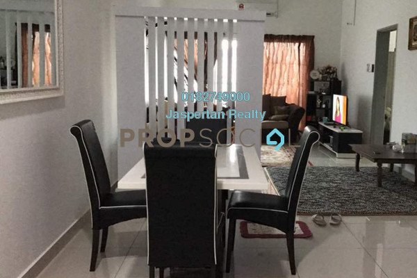 For Rent Condominium at DeSkye Residence, Jalan Ipoh Freehold Unfurnished 3R/2B 1.3k