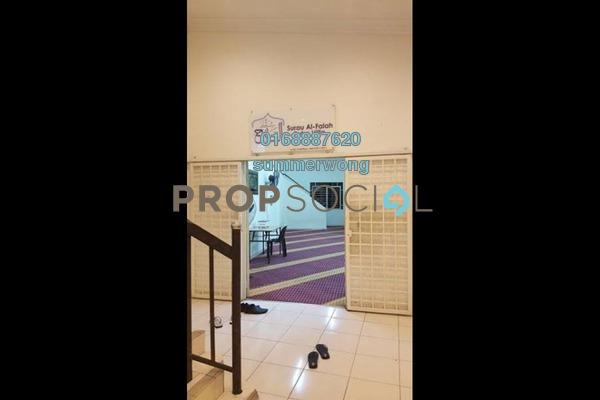 For Sale Condominium at Putra Villa, Gombak Freehold Semi Furnished 3R/2B 480k