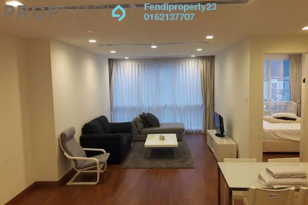 For Rent Condominium at Marc Service Residence, KLCC Freehold Fully Furnished 1R/2B 3.3k