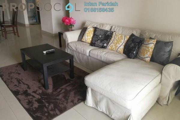 For Sale Condominium at Kinrara Mas, Bukit Jalil Freehold Fully Furnished 4R/2B 430k