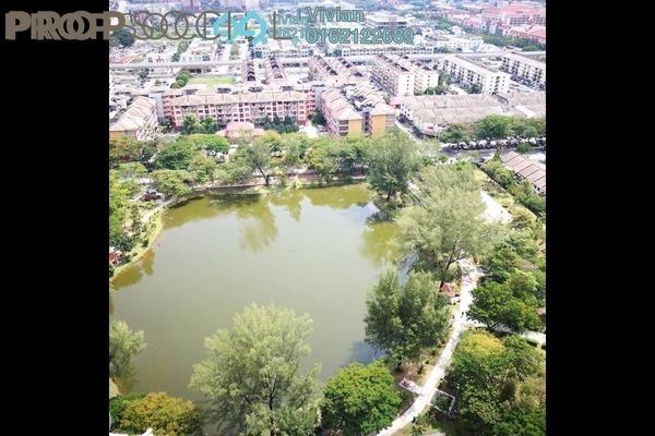For Rent Condominium at Ridzuan Condominium, Bandar Sunway Freehold Semi Furnished 3R/2B 1.3k