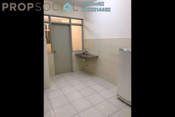 For Rent Condominium at Platinum Lake PV13, Setapak Freehold Unfurnished 4R/2B 1.6k