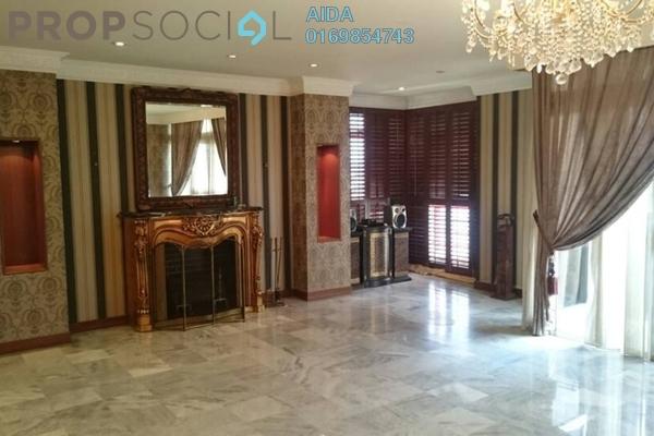 For Rent Condominium at Indera Subang, UEP Subang Jaya Freehold Semi Furnished 4R/3B 4.5k