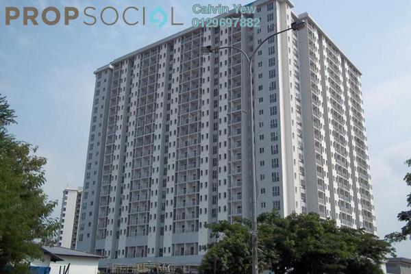 For Rent Condominium at Residensi Laguna, Bandar Sunway Freehold Semi Furnished 3R/2B 1.6k