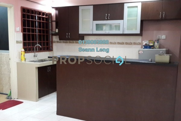 For Rent Apartment at Bayu Puteri, Tropicana Freehold Semi Furnished 3R/2B 1.45k