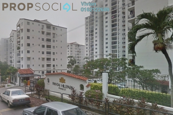 For Sale Condominium at Pantai Hillpark 5, Pantai Freehold Unfurnished 3R/2B 445k