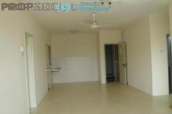 For Rent Condominium at Platinum Lake PV10, Setapak Freehold Semi Furnished 3R/2B 1.6k