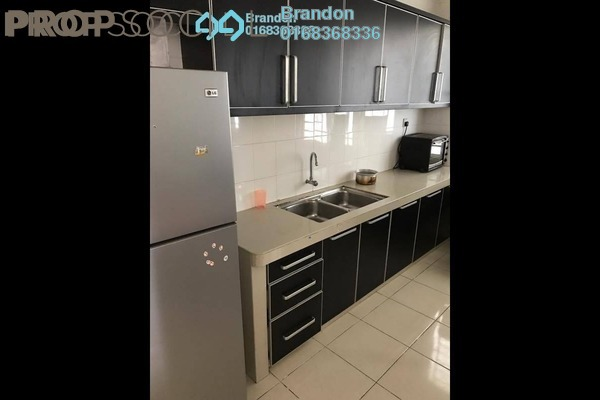 For Rent Condominium at Platinum Hill PV8, Setapak Freehold Fully Furnished 4R/2B 1.9k