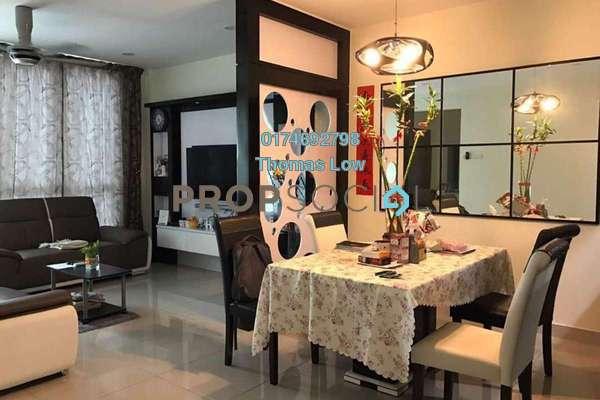 For Rent Serviced Residence at The Loft @ ZetaPark, Setapak Freehold Fully Furnished 3R/4B 2.7k