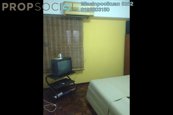 For Rent Condominium at Menara Megah, Sentul Freehold Fully Furnished 3R/2B 1.9k