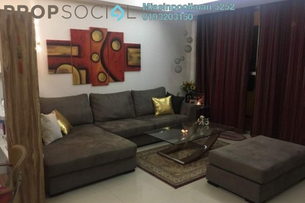 For Rent Condominium at Riana Green East, Wangsa Maju Freehold Fully Furnished 3R/2B 2.2k