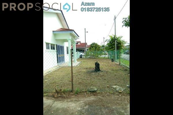 For Rent Terrace at Taman Meranti Indah, Puchong Freehold Semi Furnished 4R/2B 1.1k