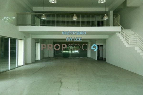 For Rent Shop at Setia Avenue, Setia Alam Freehold Unfurnished 0R/2B 7.5k