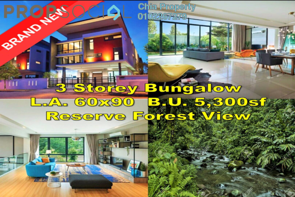 For Sale Bungalow at Country Heights Damansara, Kuala Lumpur Freehold Unfurnished 6R/7B 1.8m