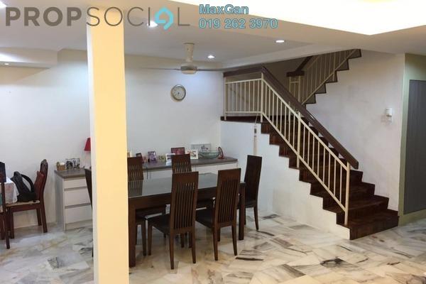 For Sale Terrace at Taman Lestari Putra, Bandar Putra Permai Freehold Semi Furnished 4R/3B 423k
