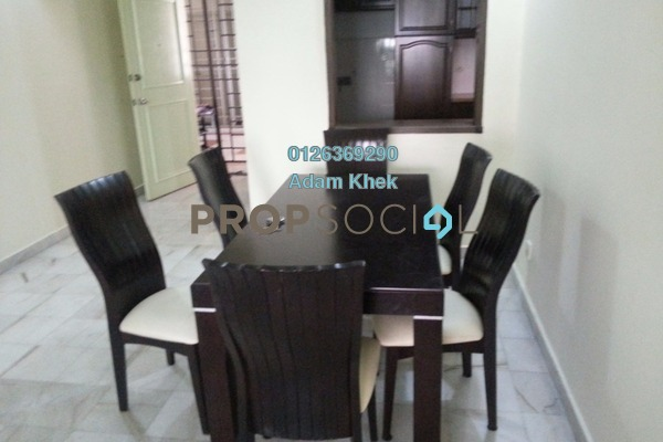 For Rent Condominium at Sunway Sutera, Sunway Damansara Freehold Semi Furnished 3R/2B 1.8k