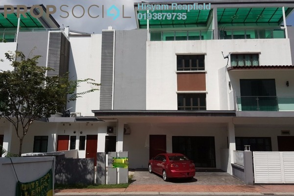 For Rent Terrace at Duta Suria, Ampang Freehold Semi Furnished 5R/3B 5k