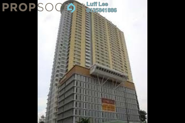 For Rent Condominium at i-Zen Kiara I, Mont Kiara Freehold Fully Furnished 1R/1B 2k