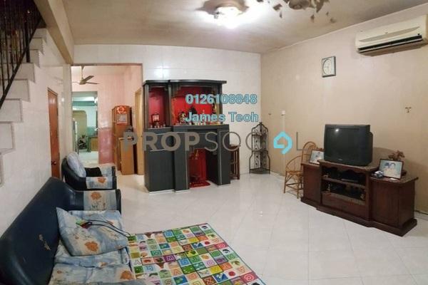 For Sale Terrace at Taman Klang Indah, Klang Freehold Semi Furnished 4R/3B 425k