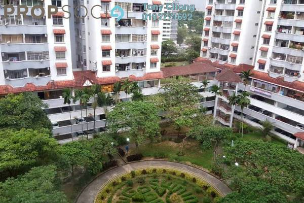 For Rent Condominium at Bukit OUG Condominium, Bukit Jalil Freehold Semi Furnished 3R/2B 1.2k