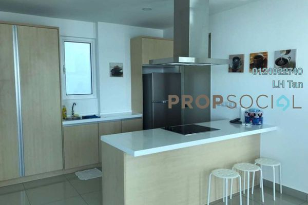 For Rent Condominium at Southbay Plaza @ Southbay City, Batu Maung Freehold Fully Furnished 2R/2B 2k