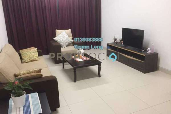 For Rent Condominium at AraGreens Residences, Ara Damansara Freehold Fully Furnished 3R/3B 3.05k