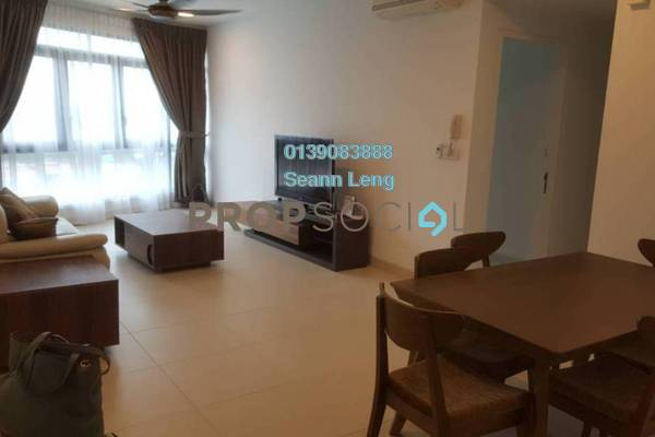 For Rent Condominium at AraGreens Residences, Ara Damansara Freehold Fully Furnished 2R/3B 2.75k